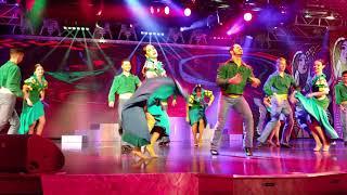 북유럽 크루즈여행 즐기기 / 단체공연
