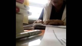 """""""Zaujímavá"""" hodina angličtiny [English lesson]"""