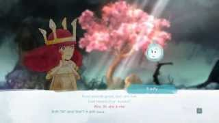 Child of Light PC No Commentary - Part 1 (Intro/Sword Get!)