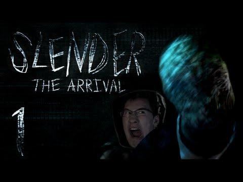 Slender: The Arrival | Part 1 | SLENDER HAS ARRIVED