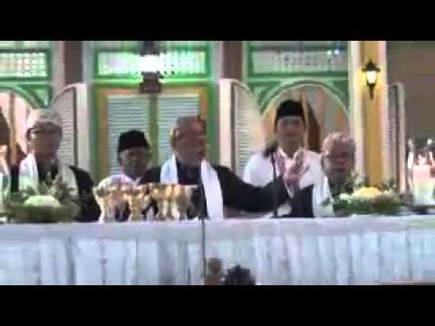 Inculturation Mass by betawi people at Indonesia