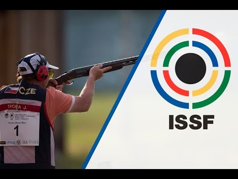 Finals Skeet Men - ISSF World Championship in all events 2014, Granada (ESP)