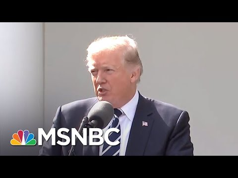 Joe: Why Was Mitch McConnell There With President Donald Trump? | Morning Joe | MSNBC