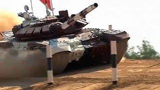 «Танковый биатлон» на «АрМИ 2017»  кого считают главными фаворитами