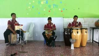 Intro nasyid percussion from AnNajah
