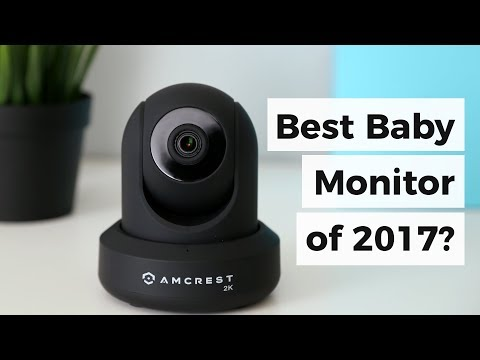 best-video-baby-monitor-2017?-–-amcrest-ultra-hd-camera-review
