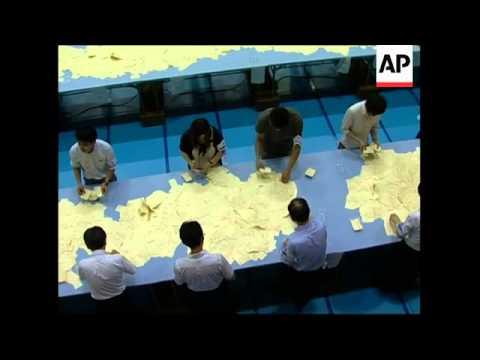 Polls close in Japanese elections, counting begins