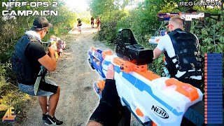 NERF OPS CAMPAIGN | MISSION 3 (Nerf First Person Shooter!)