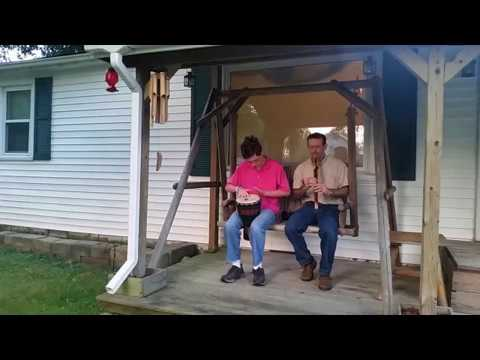 Play Music On The Porch Day From Fairland Indiana #playmusicontheporchday