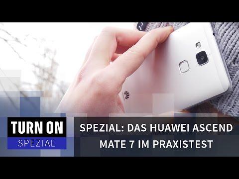 Huawei Ascend Mate 7 im Test - SPEZIAL - 4K