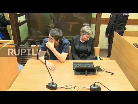 Russia: Detention extended for teen sisters charged with father's murder