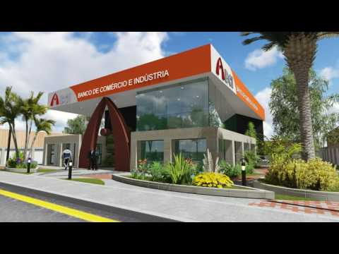 Architectural and Design Project. BCI Bank