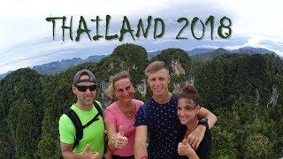 Thailand Adventure 2018 | the Land of Smiles | Bangkok | Phuket | Krabi
