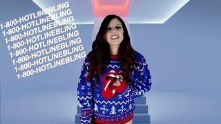 Drake - Hotline Bling Parody (Sleigh Bells Ring)