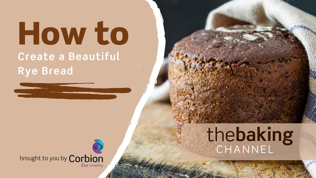 How to Create a Beautiful Rye Bread