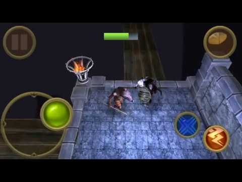 Ratkey (by Keywise) - action game for android - gameplay.