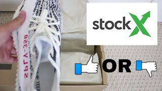 Buying Yeezy Zebras from StockX, Legit or Not??? ( Unboxing and UV light test )