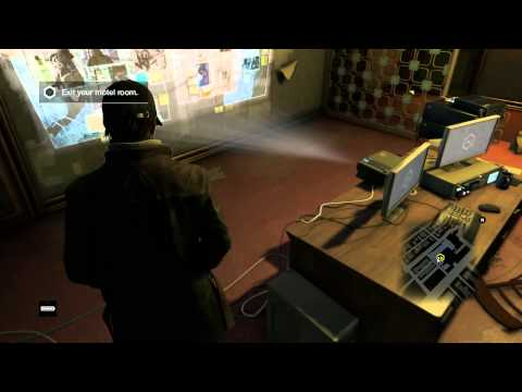 Watch Dogs Gameplay Walkthrough HD - Hideout - Part 2 [No Commentary]