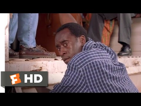 Hotel Rwanda (2004) - I Cannot Leave Them to Die Scene (11/13) | Movieclips