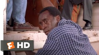 Hotel Rwanda 2004 - I Cannot Leave Them to Die Scene 1113  Movieclips