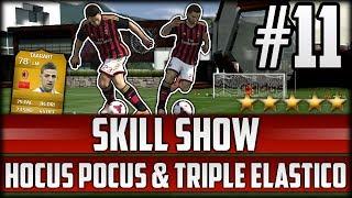 FIFA 14 Next Gen - Skill Show - #11 - Hocus Pocus & Triple Elastico