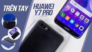 Trên Tay Huawei Y7 Pro 2018: smartphone phá đảo phân khúc giá dưới 4 triệu