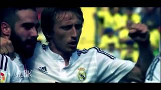 Luka Modric VS Toni Kroos Two Maestro   Real Madrid  2015 HD