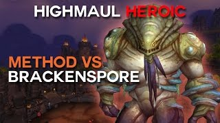 Method vs Brackenspore Heroic