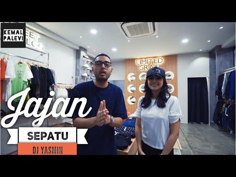 Jajan Sepatu : Episode #5 - DJ Yasmin