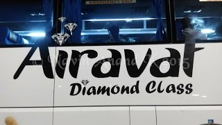 scania ksrtc airavat diamond class bus karnataka