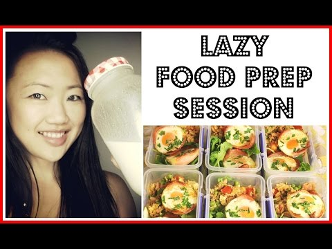 EASY MEAL PREP WITH ME! | Beginners Guide To Meal Prep from YouTube · Duration:  11 minutes