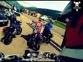 50cc POWER!! Tour with SUPERMOTOS and ENDUROS! Yamaha DT 50 | Derbi Senda 50 | HM Racing