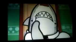 Shark dad cyidide happiness