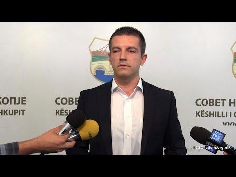Власта на Груевски одлучува и во Град Скопје