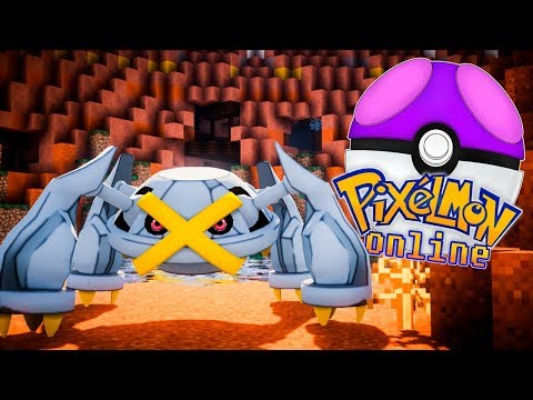 MI PRIMER POKÉMON SHINY ¡OMG! 😱 -  PIXELMON ONLINE POKEMON EN MINECRAFT MOD | HARDY