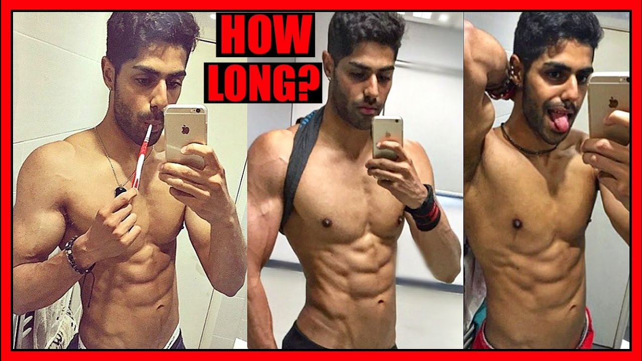 How Long Does It Take To Get A Six Pack? (best Tips To Get Abs!!)