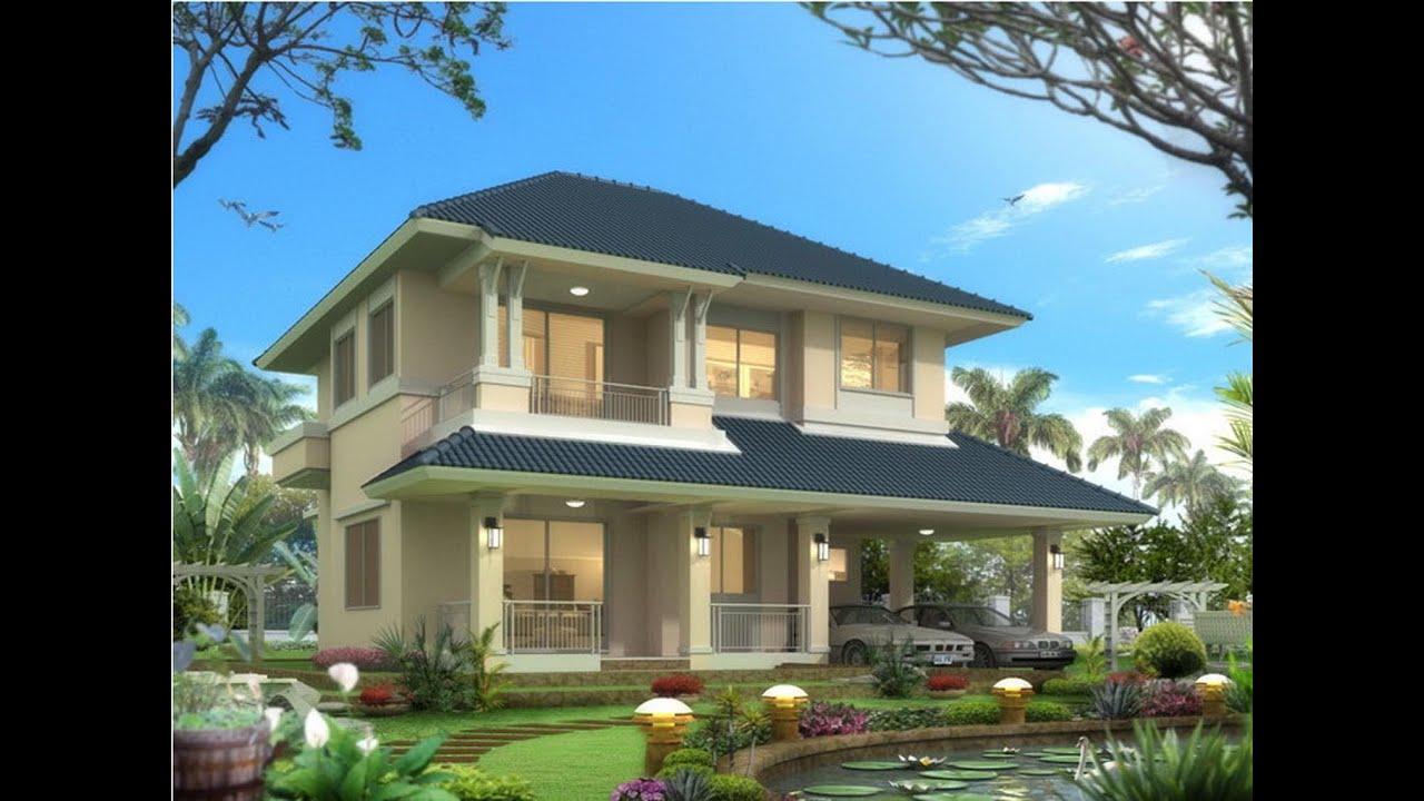 Desain Rumah Minimalis Banyak Cahaya