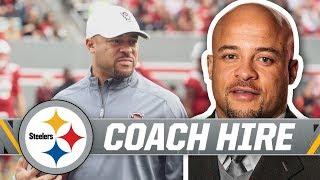 Eddie Faulkner Hired as Running Backs Coach | Pittsburgh Steelers