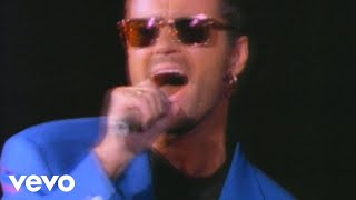 Смотреть клип George Michael, Elton John - Dont Let The Sun Go Down On Me