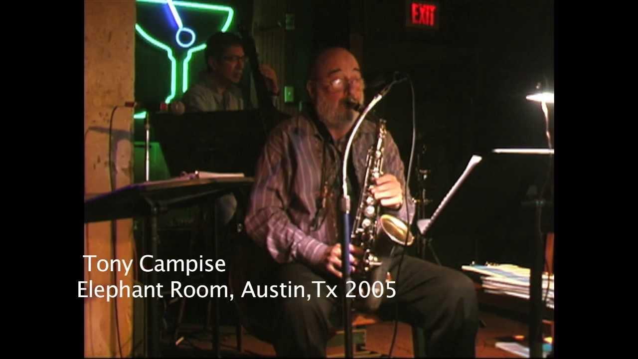 Tony Campise-Live @ Elephant Room Austin, TX 2005 - YouTube