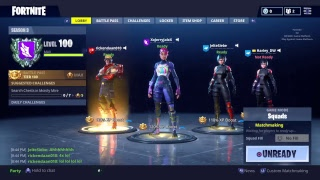 LIVE Fortnite // Private Matchmaking // 803 WINS // 18300