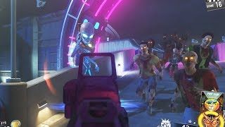 INFINITE WARFARE ZOMBIES - MAIN EASTER EGG BOSS FIGHT! (ZOMBIES IN SPACELAND)