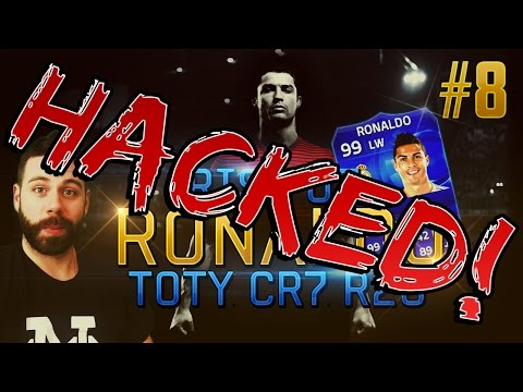 TOTY 99 RONALDO RTG - HACKED?! RESET?! or BANNED?!? #RIP99CR7 - FIFA 15 Ultimate Team