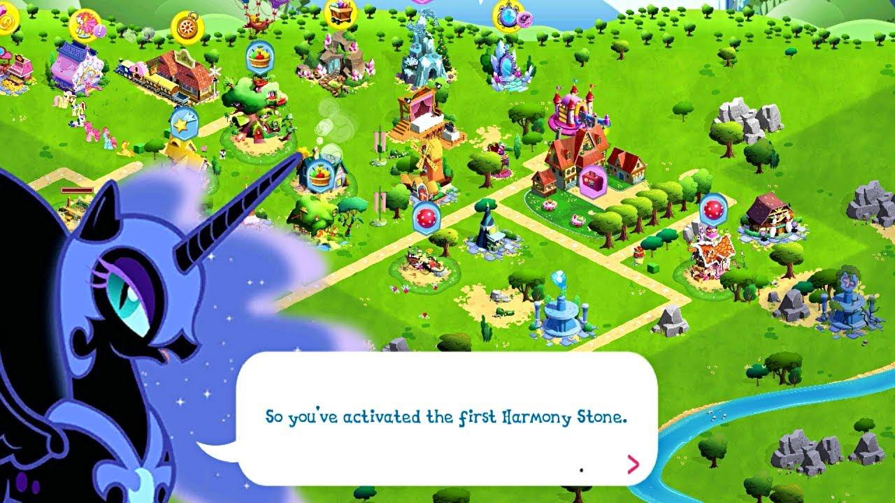 MY LITTLE PONY: Magic Princess - найкраща мобільна гра для дівчаток