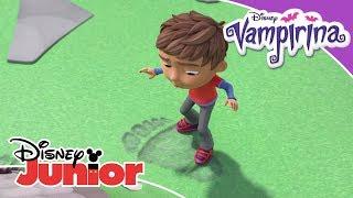 Vampirina: Momentos Mágicos - La visita del tío Bigfoot   Disney Junior Oficial