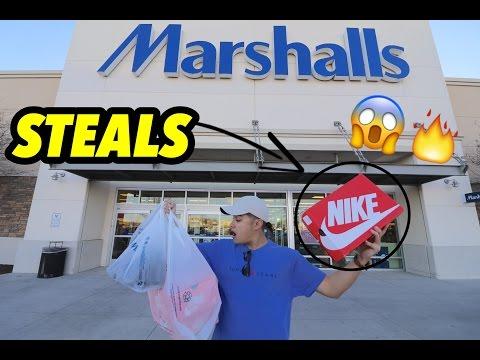 SO MANY STEALS AT MARSHALLS!