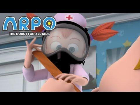 ARPO The Robot For All Kids - Quarantine     어린이를위한 만화