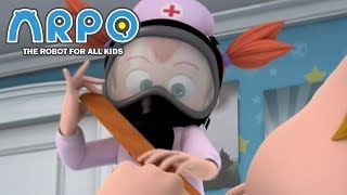 ARPO The Robot For All Kids - Quarantine | Compilation | Cartoon for Kids