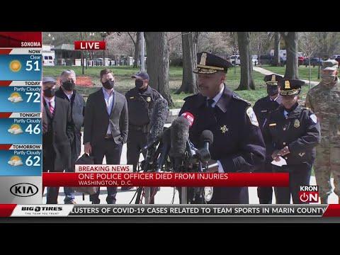 Capitol attack press conference