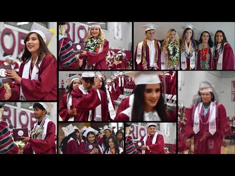 Wahluke High School Graduation Highlights 2018-2019 Yearbook